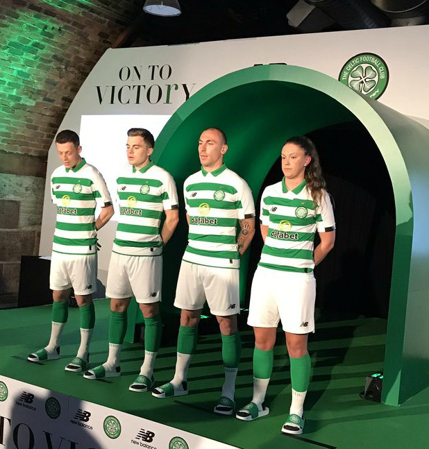 New Celtic FC Jersey 19-20