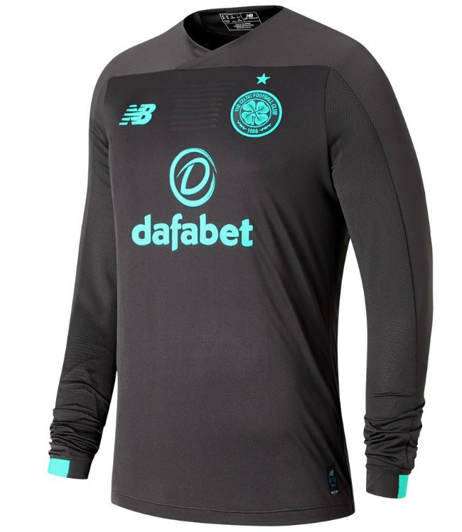 New Celtic Goalkeeper Shirt 2019-2020