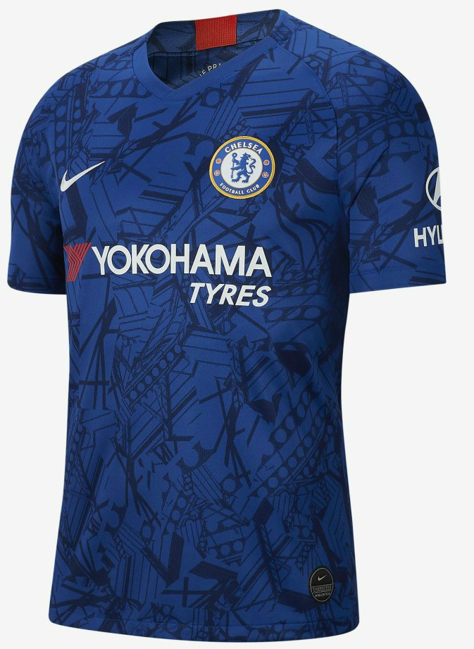 New Chelsea Home Strip 19-20