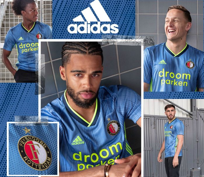 New Feyenoord Away Kit 19-20