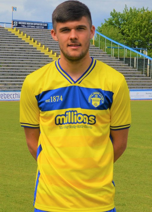 New Greenock Morton Away Kit 2019-20