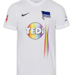 New Hertha Berlin Diversity Jersey 2019- Hertha to wear Rainbow Kit against Leverkusen