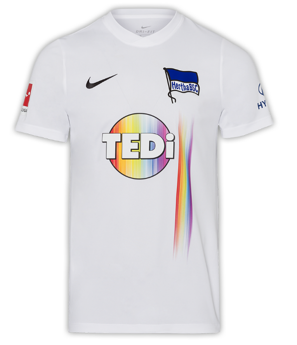 New Hertha Rainbow Shirt 2019