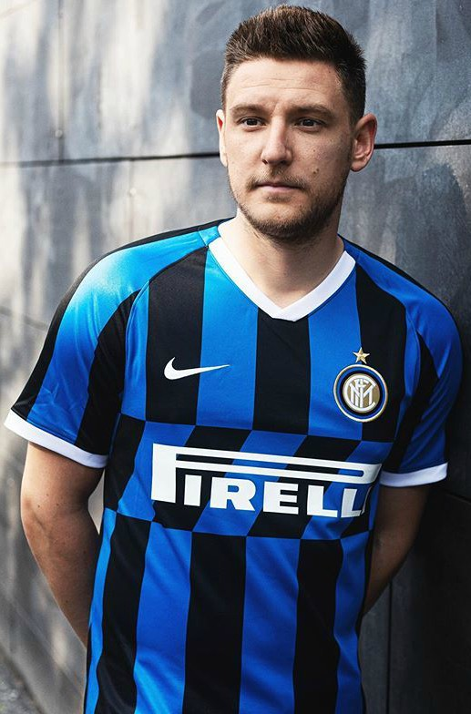 New Inter Milan Home Jersey 2019-2020