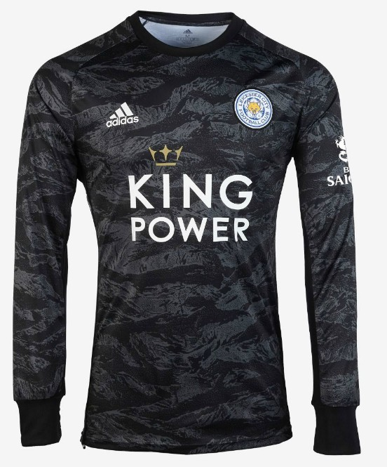 New Leicester Goalkeeper Shirt 2019-20