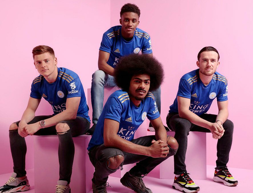New Leicester Soccer Jersey 2019