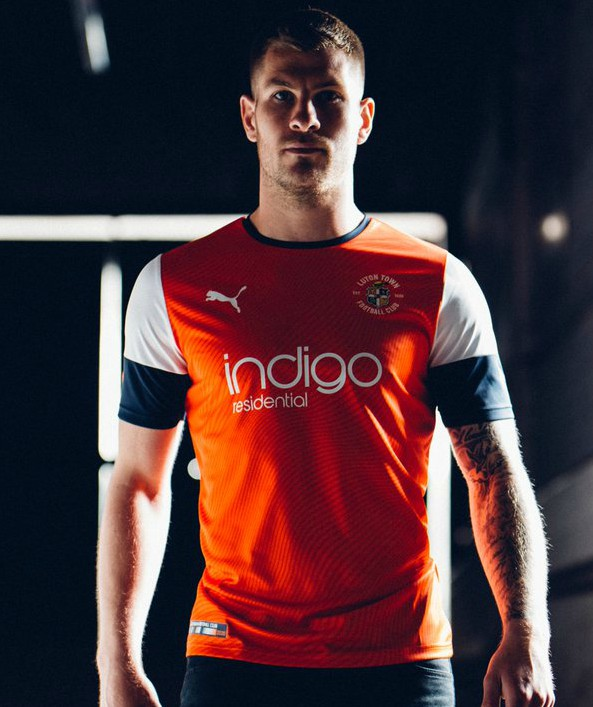 New Luton Town Kit 19-20