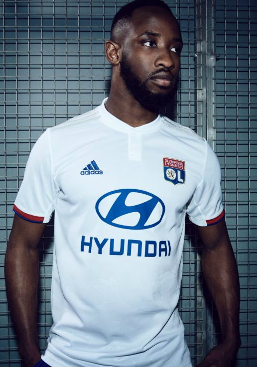 New Lyon Home Shirt 19-20