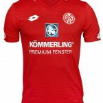 New FSV Mainz Jersey 2019-2020 | Mainz Lotto Home Kit 19-20