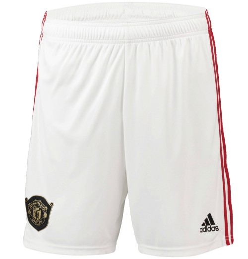 New Man Utd Home Shorts 19-20