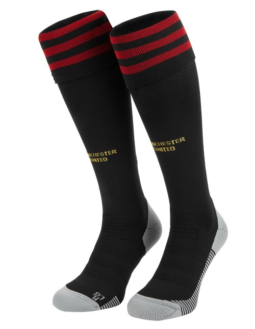 New Man Utd Home Socks 19-20