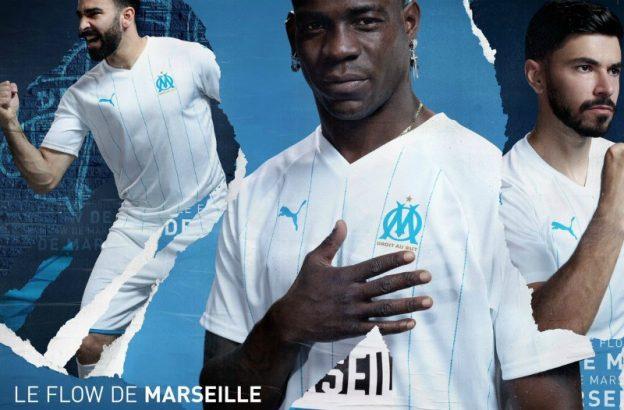 New Marseille Kit 2019-20