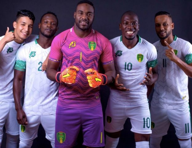 New Mauritania Away Kit 19-20