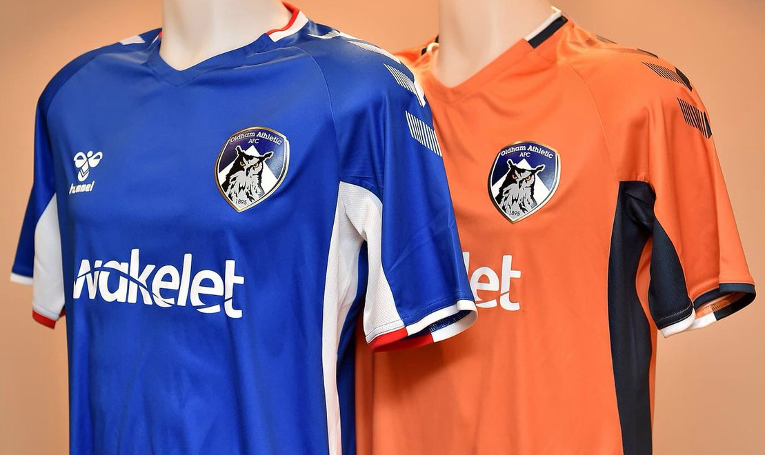 New Oldham AFC Kits 2019-2020