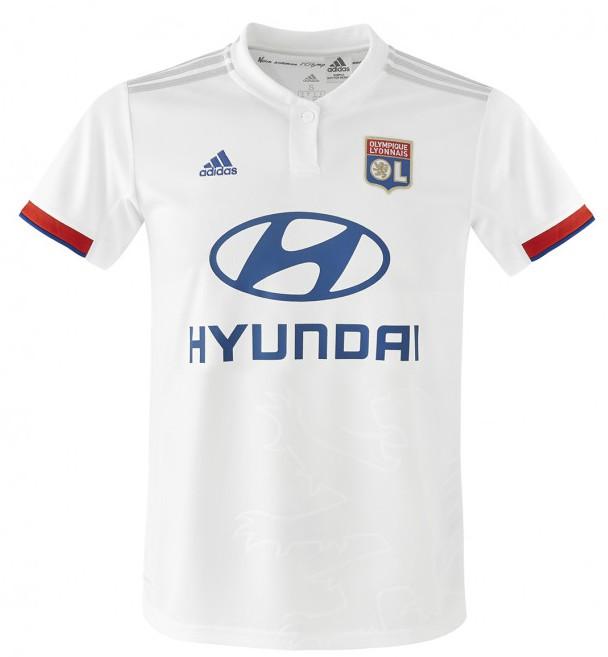 New Olympique Lyonnais Shirt 2019-20