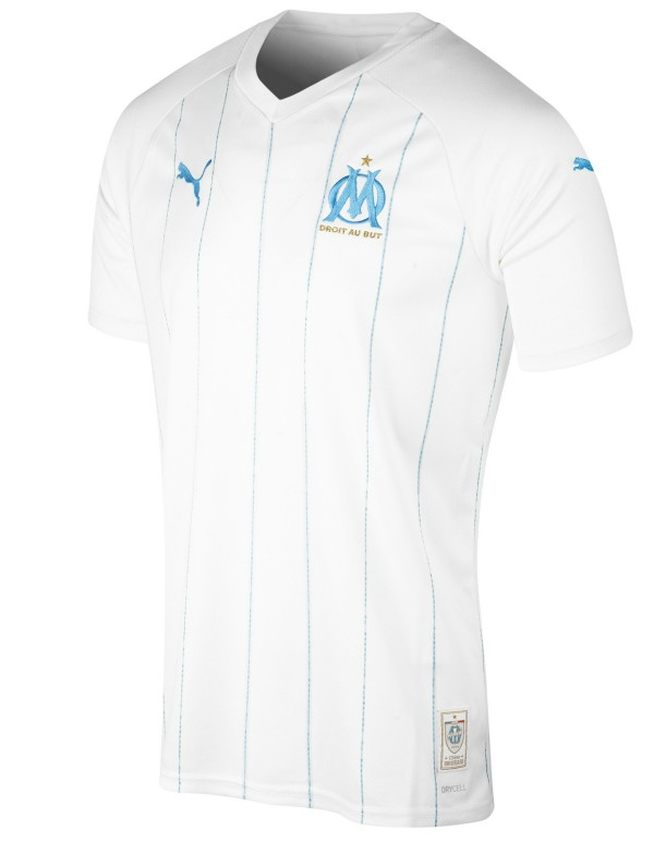 New Olympique Marseille Shirt 19-20