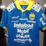 Most sponsors ever on a football shirt? New Persib Bandung Kit 2019 by Sportama