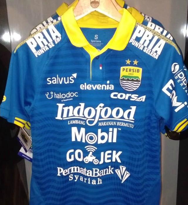 New Persib Bandung Jersey 2019