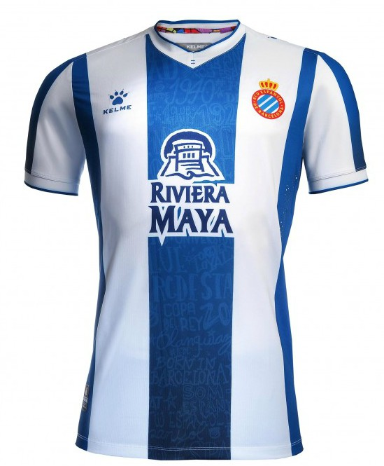New RCD Espanyol Jersey 2019-2020