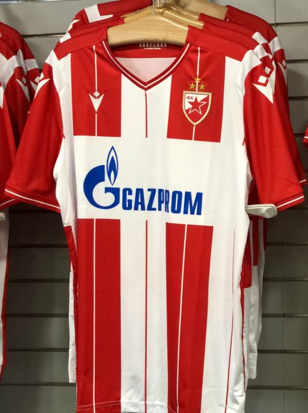 New Red Star Belgrade Jersey 2019