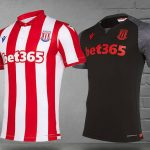 New Stoke City Kit 2019-2020 | Macron SCFC Shirts 19-20 Home Black Away