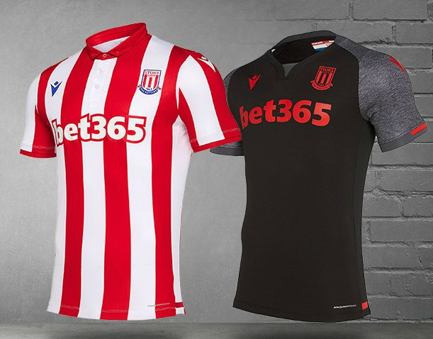 New Stoke City Shirt 2019 2020