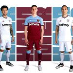 New West Ham Jerseys 2019-2020 | Umbro & WHUFC unveil 1980 inspired kit