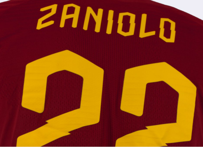 Numbers on new Roma Kit