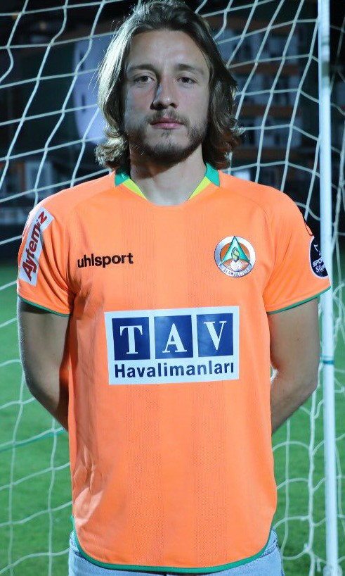 Orange Alanyaspor Shirt 2019-20