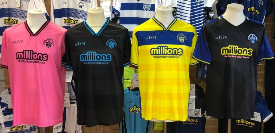 Other Options Morton Away Kit Vote 2019-20