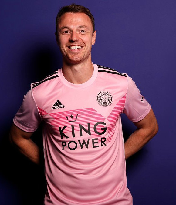 Pink Leicester Away Kit 19-20