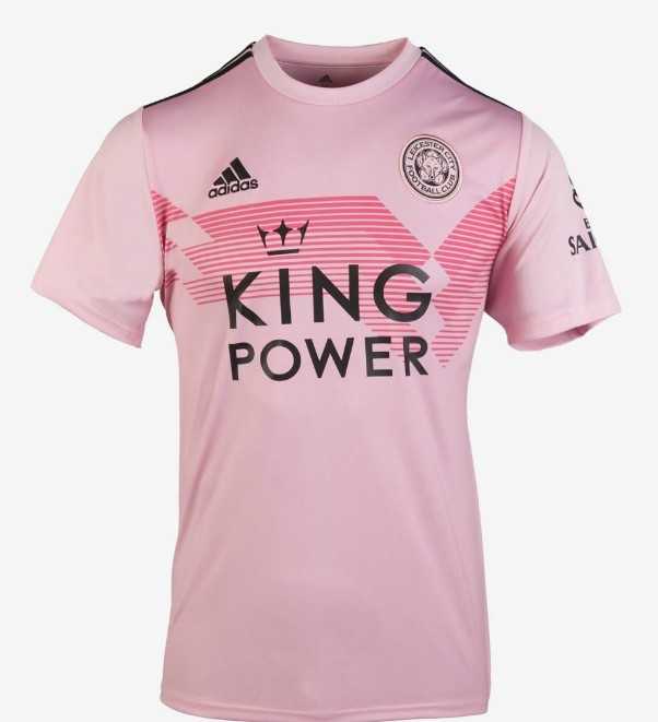 Pink Leicester Jersey 2019-2020