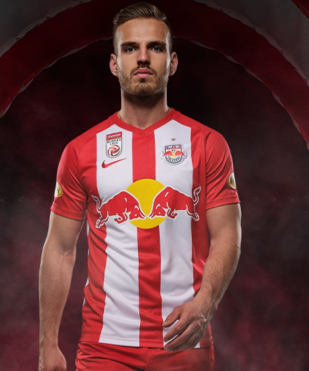 Red Bull Salzburg New 2019-20 Kit