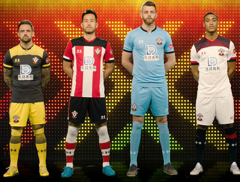 Southampton New Kit 2019-20