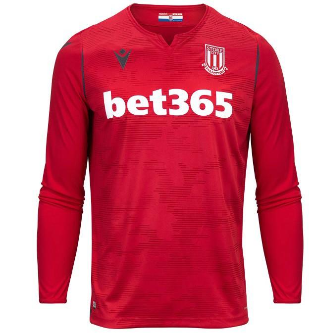 Stoke Goalkeeper Shirt 19 20