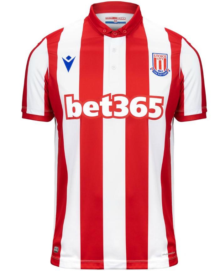 Stoke new home shirt 19-20