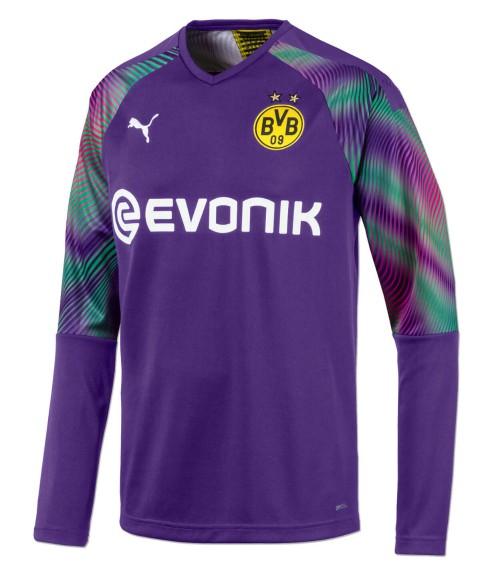 Violet Dortmund Goalkeeper Shirt 2019-20