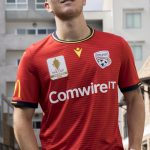 New Adelaide United Jersey 2019-20 | Macron AUFC Home Kit 19-20