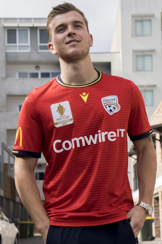 Adelaide United FFA Cup Kit 2019