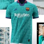 Analysis- Barcelona's poor record in teal green third kit in the 2019-20 season