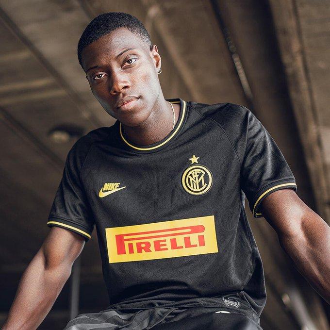 Inter Milan Third Kit 2019-20