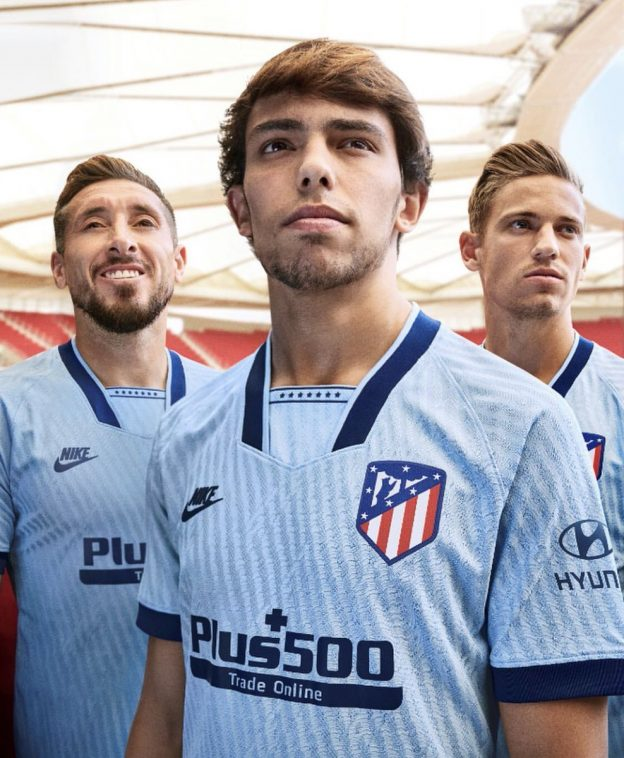 New Atletico Madrid Third Kit 2019-20