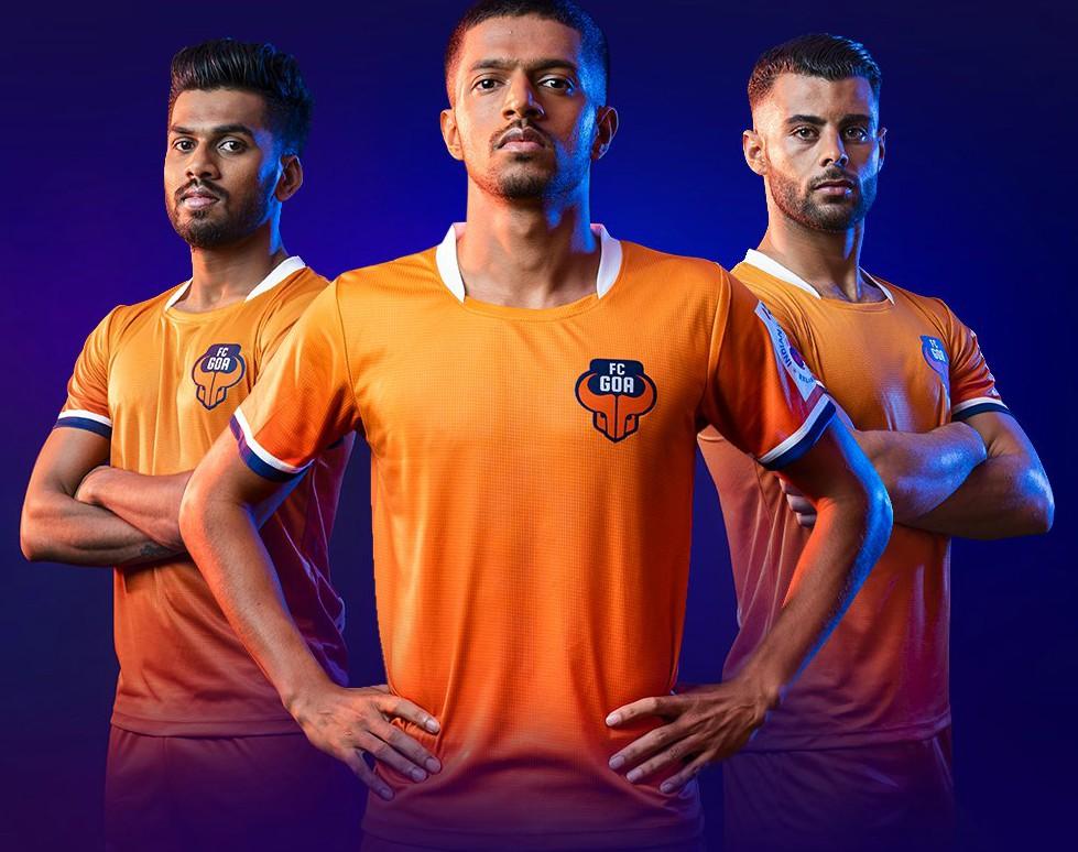 New FC Goa Jersey 2019