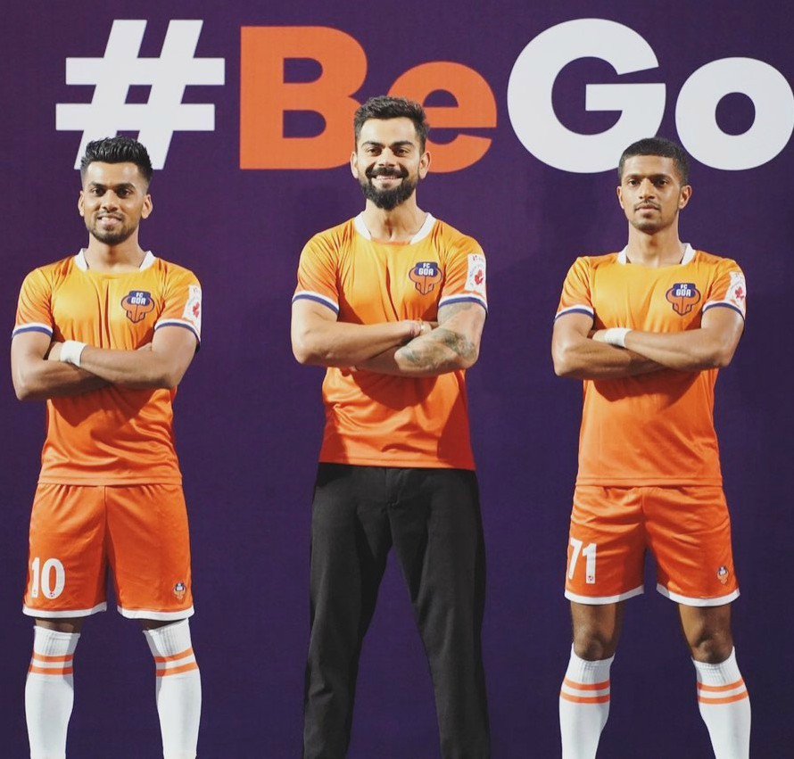 New FC Goa Kit 2019