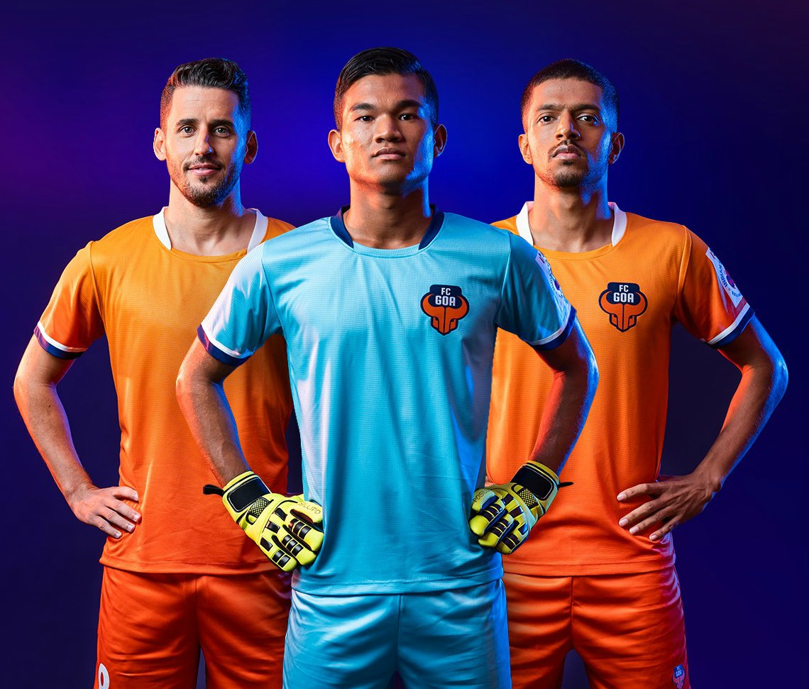 New FC Goa Shirt 2019