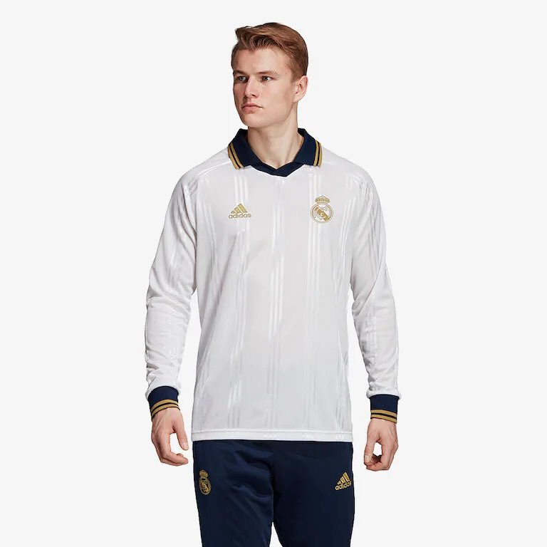 Real Madrid Icon Retro Jersey 2019