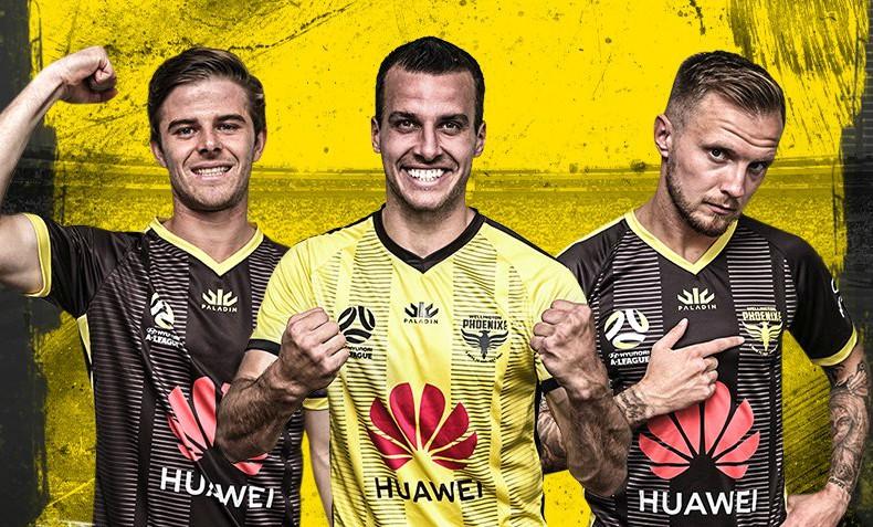Wellington Phoenix Paladin Sport Jersey 2019