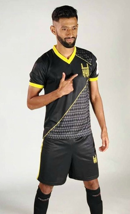 Hyderabad FC Shirt 2019-20