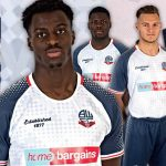 New Bolton Wanderers Home Bargains Sponsored Shirt to debut vs Blackpool