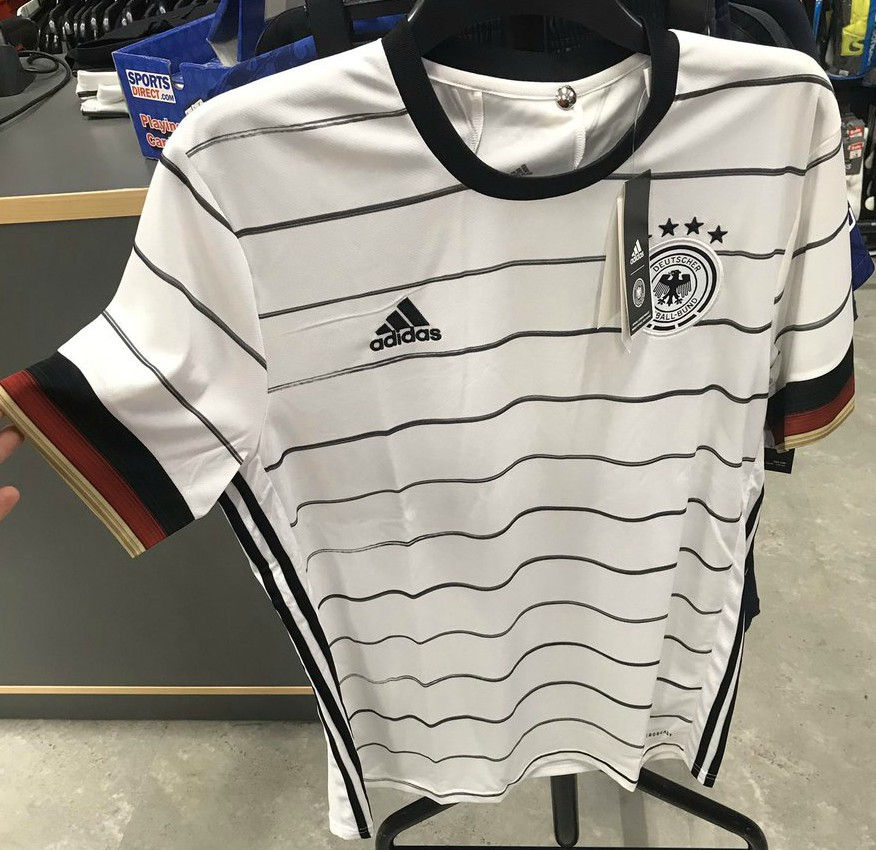 Leaked Germany Euro 2020 Kit